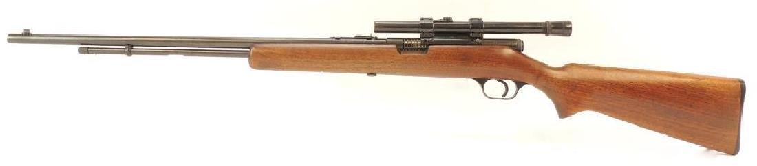 Savage Model 6A .22 Cal. Semi Auto Rifle with Scope