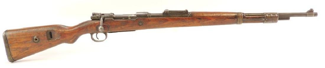 WW2 German Bnz Mod 98 Bolt Action Rifle