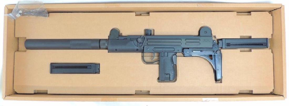 Carl Walther IWI Uzi SMG Semi Auto .22 Cal lr Rifle