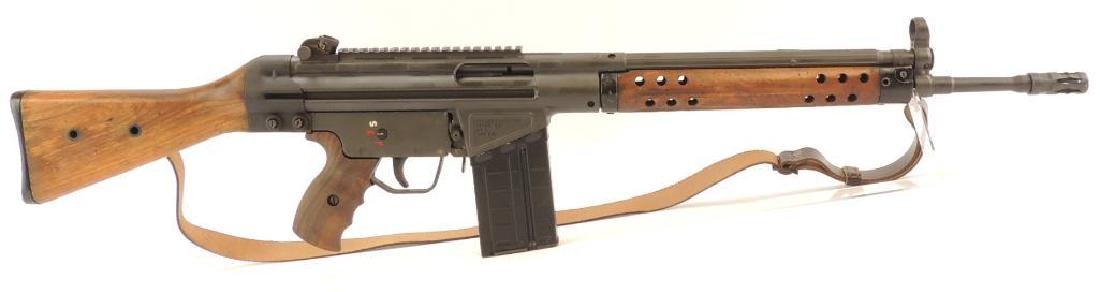 PTR Industries .308 Cal. Semi Auto Rifle with 4