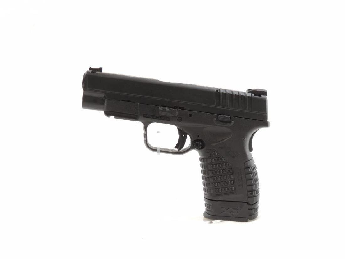 Springfield Armory Model XDs-45ACP 4.0 Semi-Auto Pistol