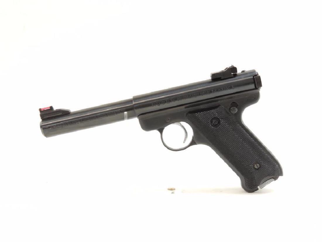 Ruger Mark I .22 Cal LR Semi-Auto Pistol with Original