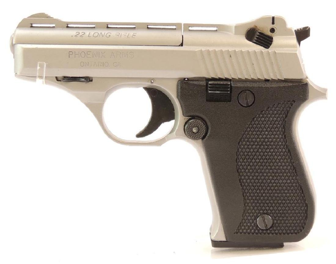 Phoenix Arms Model HP22A .22 Cal. Pistol with Magazine