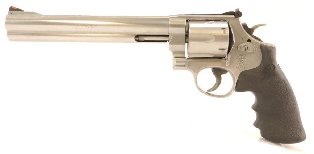Smith and Wesson 629 Classic .44 Magnum Revolver with