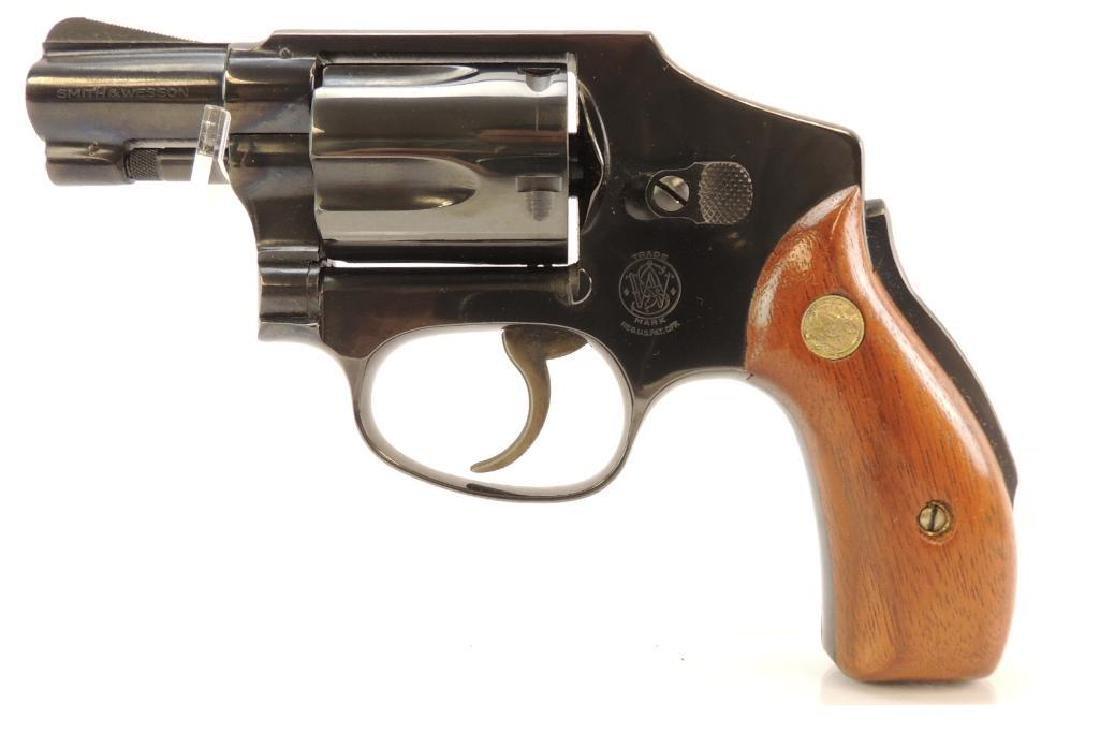 Smith and Wesson Model 40 38 Spl. S&W Snub Nose
