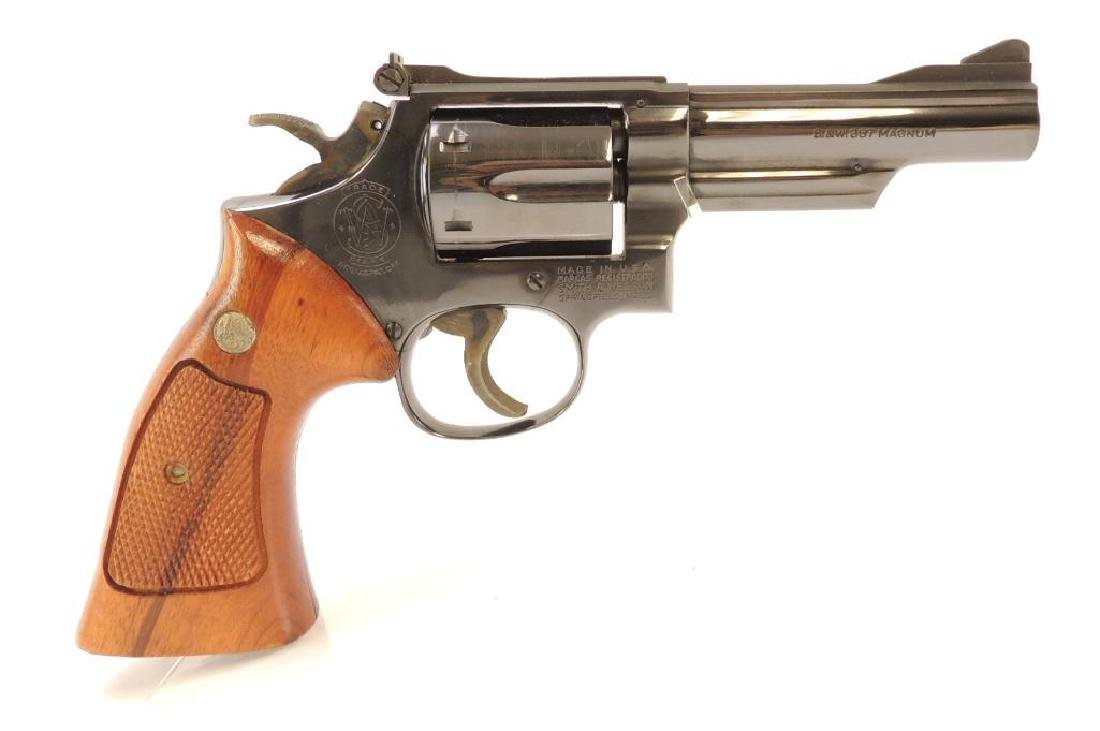 Smith and Wesson Model 19-4 S&W 357 Magnum Revolver