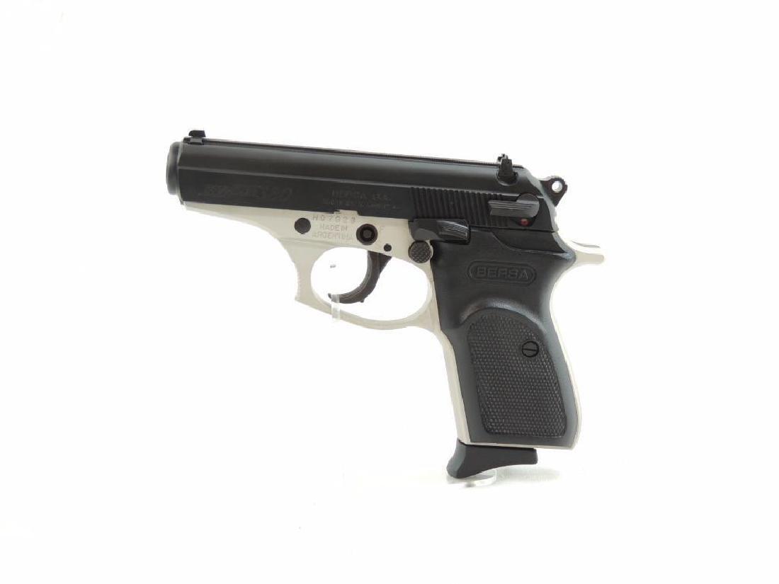 Bersa Thunder380 .380ACP Cal. Semi-Auto Pistol with