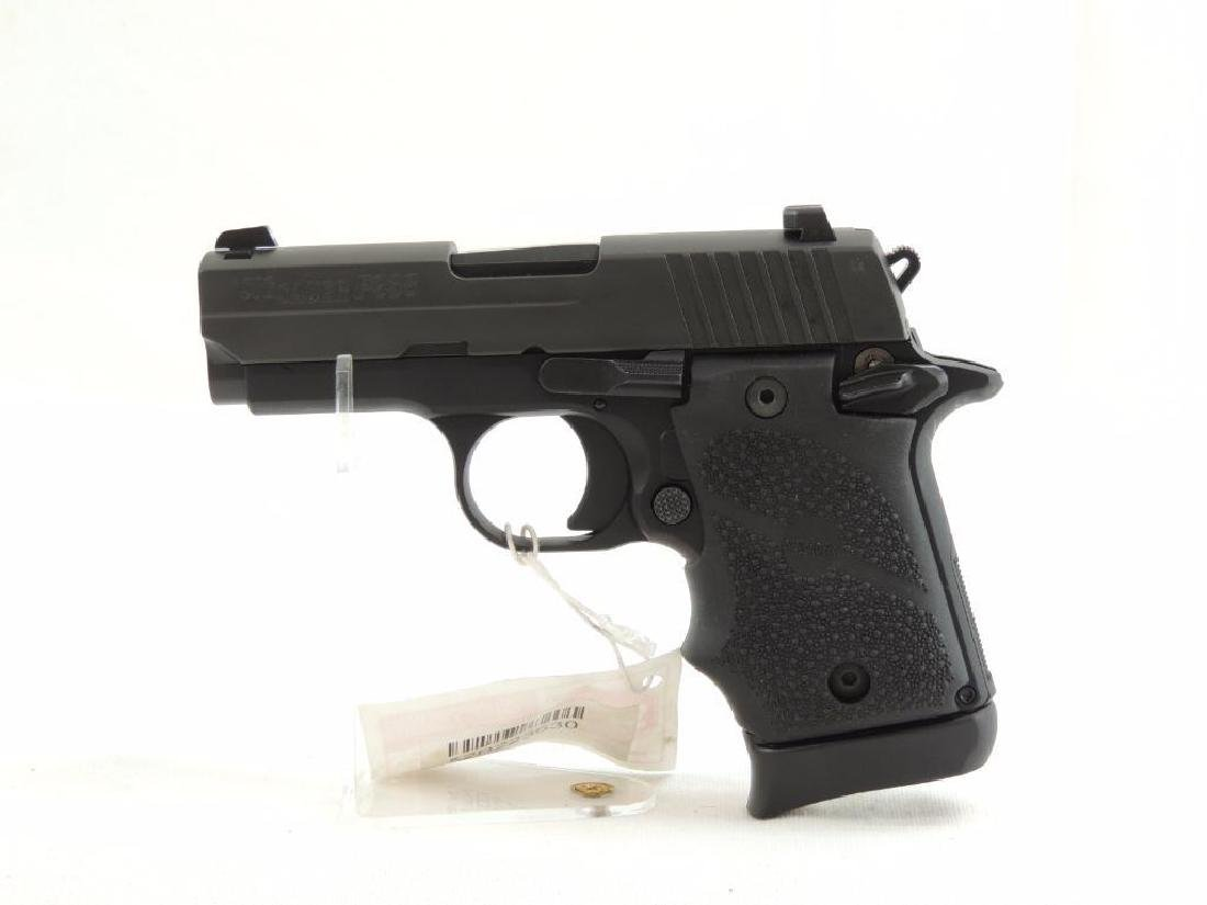 Sig Sauer Model P938 9mm Para Semi-Auto Pistol with