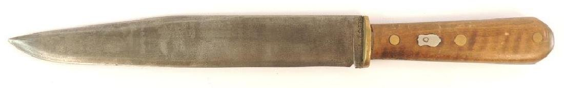 Circa 1800's T.A. Potts Bowie Style Knife