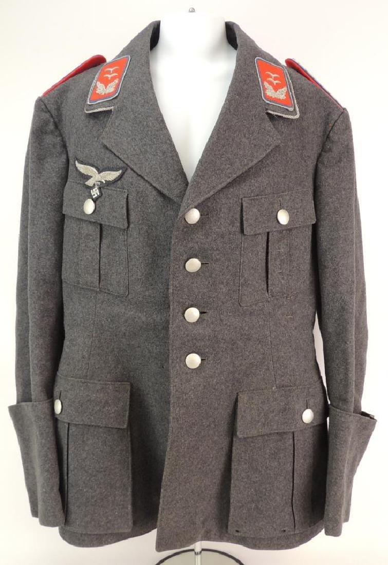 WW2 German Luftwaffe Oberleutnant der Reserve Flak
