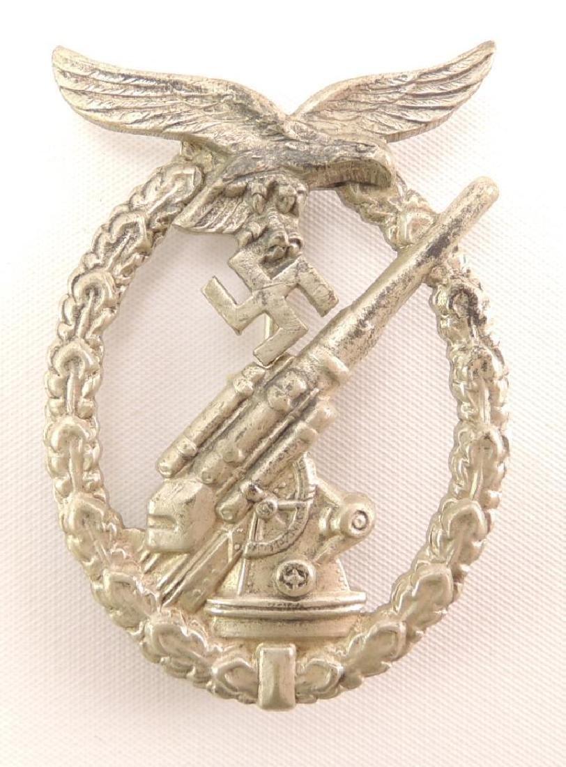 WW2 German Luftwaffe Flak Badge