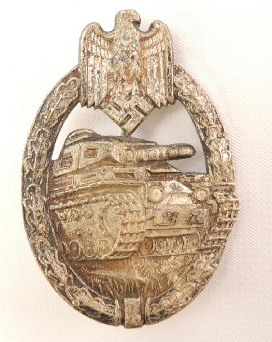 WW2 German Panzer Badge