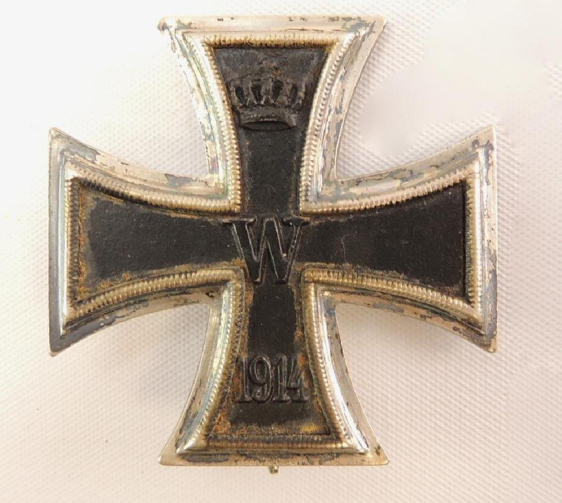 WW1 German First Class Iron Cross