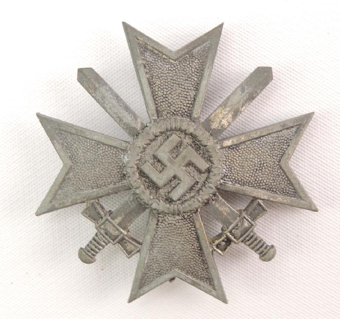 WW2 German Merit Cross with Swords