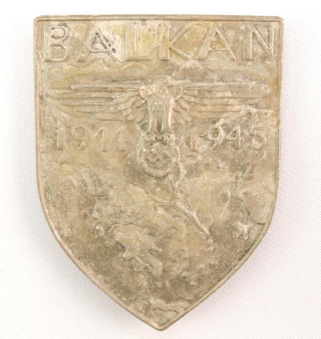 WW2 German Balkan Campaign Badge