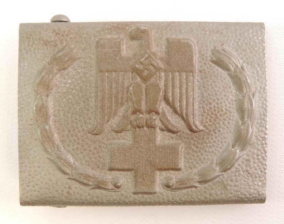 WW2 German Red Cross Belt Buckle
