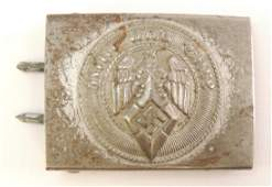 WW2 German Hitler Youth Steel Belt Buckle