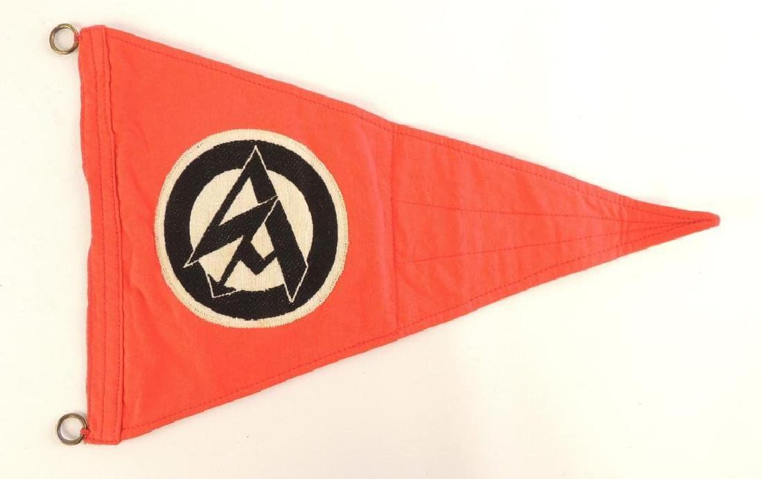 WW2 German SA Pennant