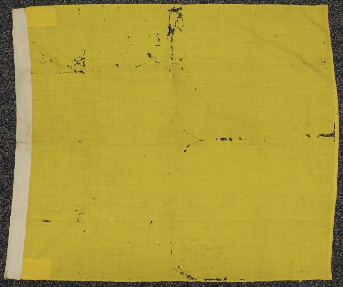 WW2 German Yellow Flag