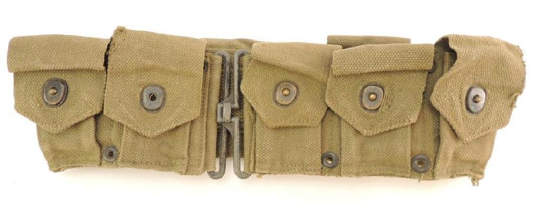 WW1 U.S. Ammo Belt