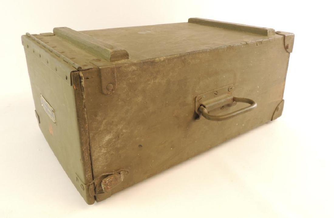 WW2 Era U.S. Army Signal Corps Tool Case