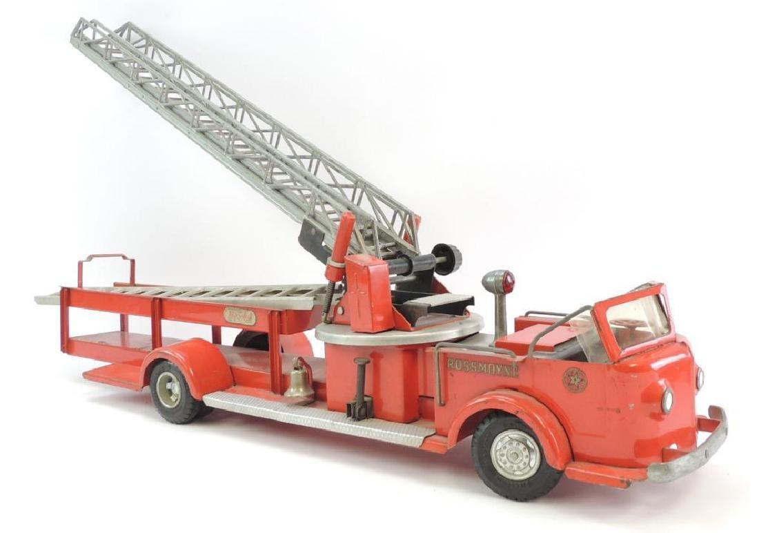 Vintage Doepke Model Toys American LaFrance Rossmoyne