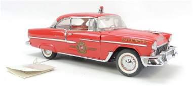 Franklin Mint Precision Models 1955 Chevrolet Bel-Air