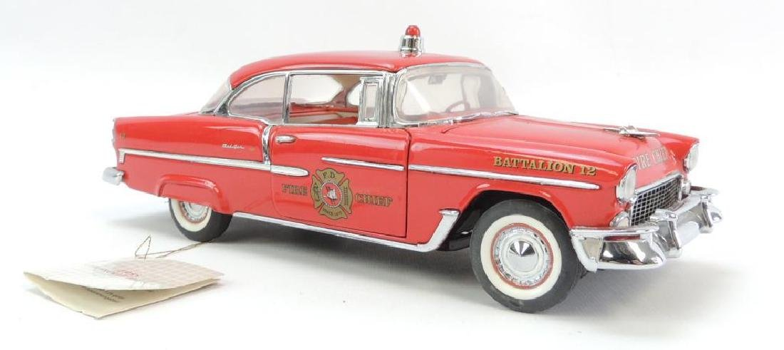 Franklin Mint Precision Models 1955 Chevrolet Bel-Air