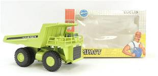 Compact Joal Euclid R85 B DieCast Toy Dump Truck with