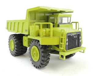 NZG Modelle Terex 3307 DieCast Toy Dump Truck