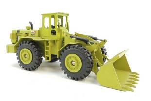 Gescha Terex GM 7271 DieCast Toy Dozer