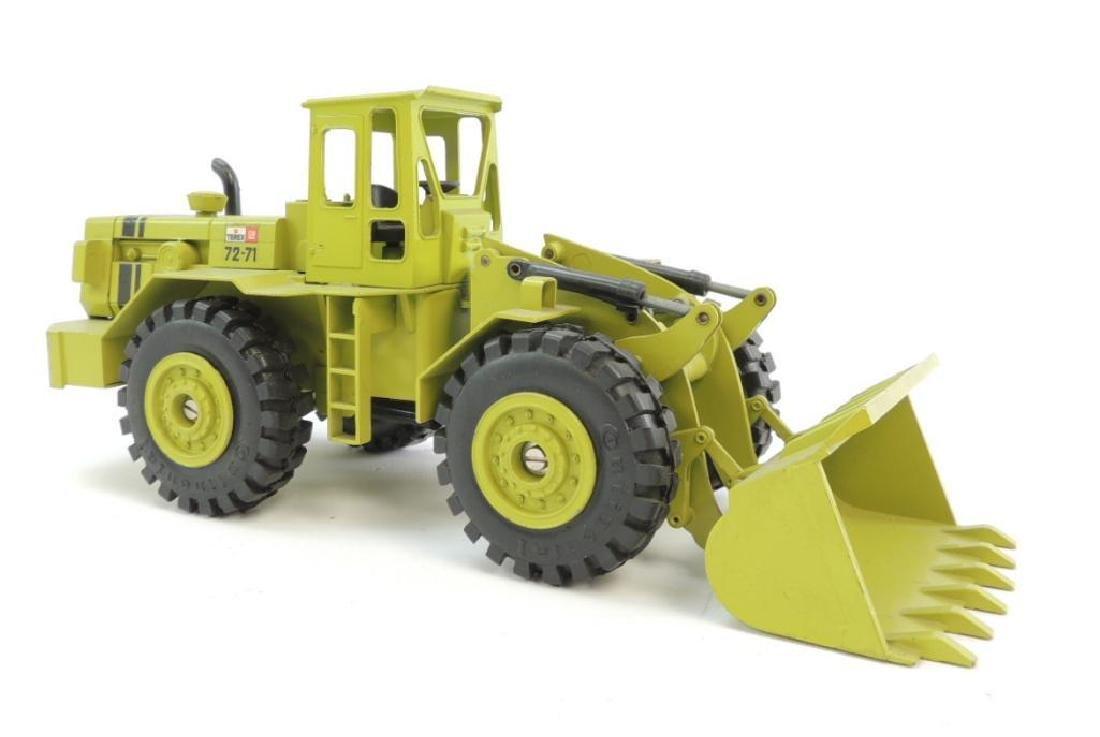 Gescha Terex GM 72-71 Die-Cast Toy Dozer
