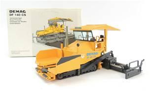 NZG Modelle Demag DF 140 CS DieCast Toy Road Finisher