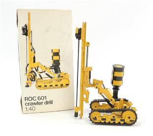Supermini Atlas Copco ROC 601 DieCast Toy Crawler