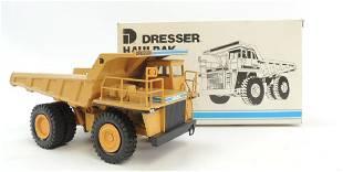 Conrad Dresser DieCast Toy Haulpak Truck with Original