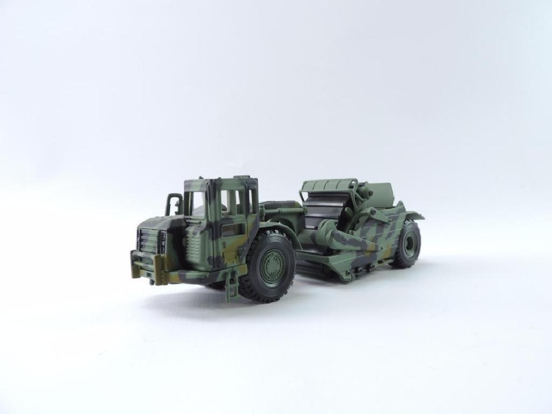 Norscott Military Die-Cast Toy Road Scrapper