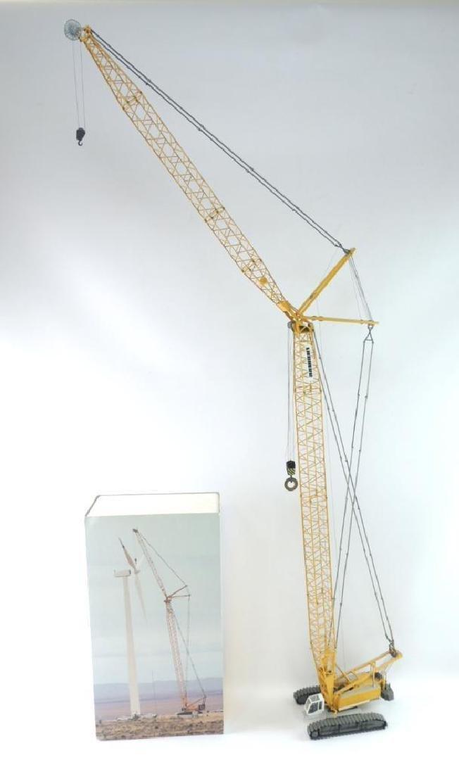 Conrad Liebherr LR 1280 Die-Cast Replica Lift Crane