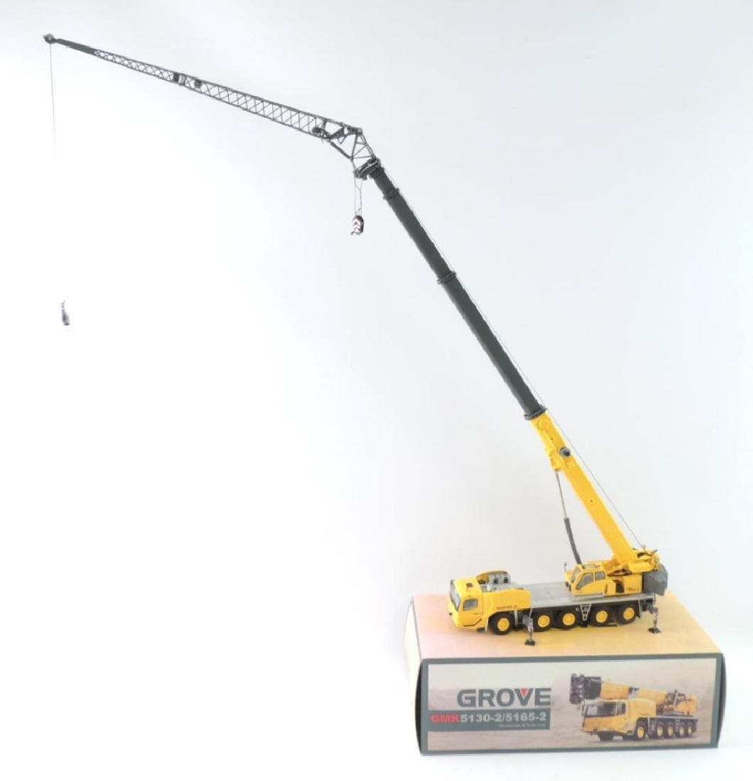 Manitowoc Grove GMK 5130-2 Die-Cast Replica Mobile