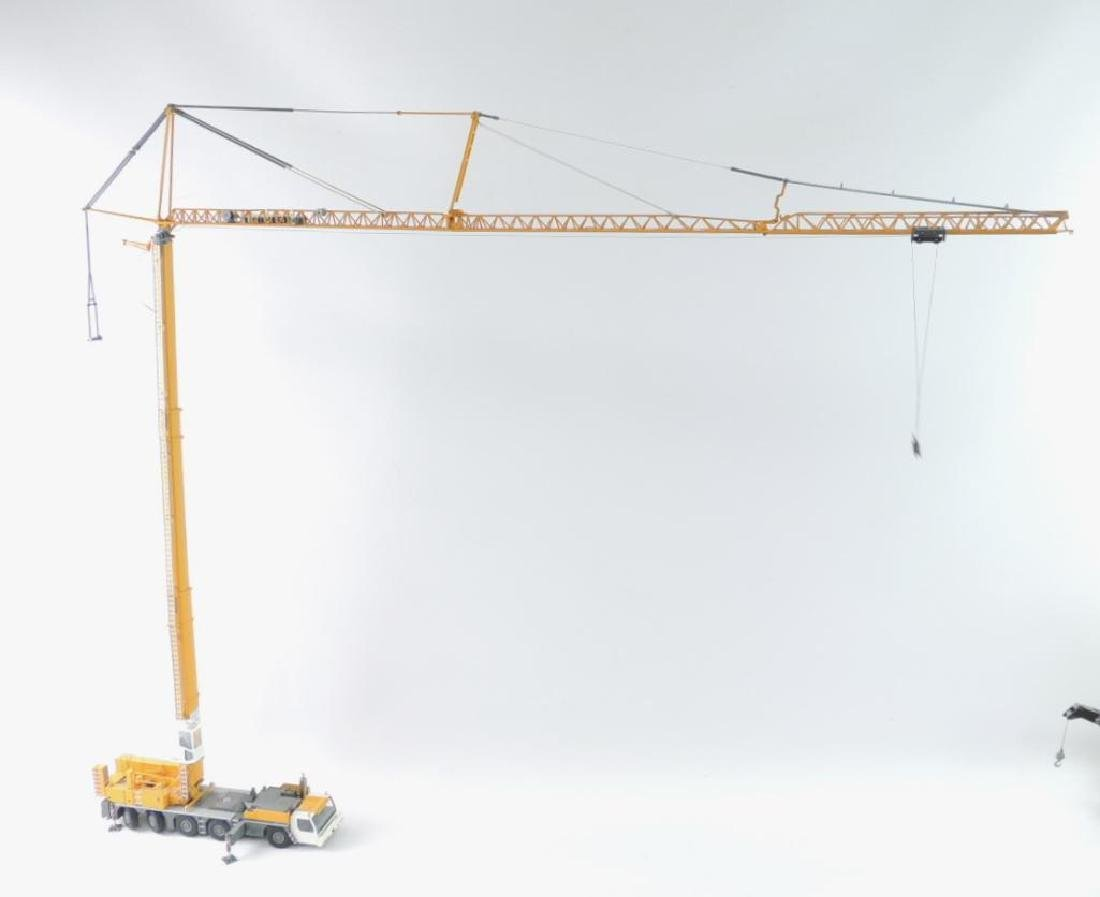 Conrad Liebherr Die-Cast Replica Tower Crane