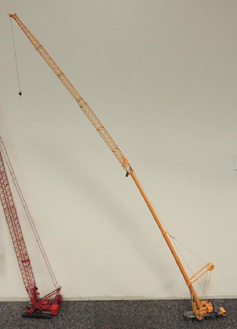 Conrad Liebherr Die-Cast Mobile Hydraulic Crane