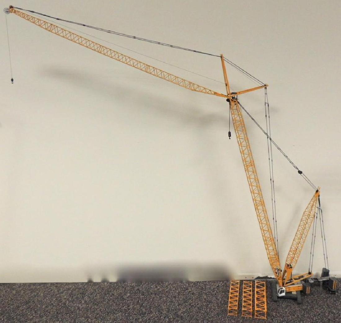 NZG 788 Liebherr Die-Cast LR 1300 Crawler Model Crane