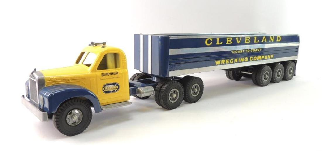 "Smith Miller Smitty Toys Cleveland Wrecking Co. ""Coast"