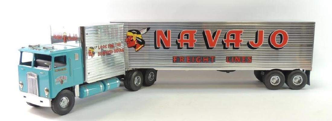Smith Miller Smitty Toys Navajo Freight Lines Pressed