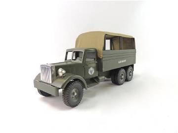 Smith Miller Smitty Toys United States Army Pressed