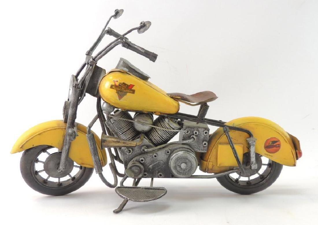 Metal Harley Davidson Toy Metal Motorcycle
