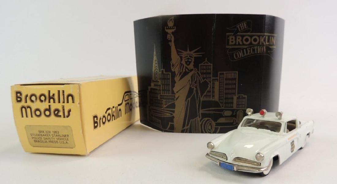Brooklin Models 1953 Studebaker Starliner Die-Cast Car
