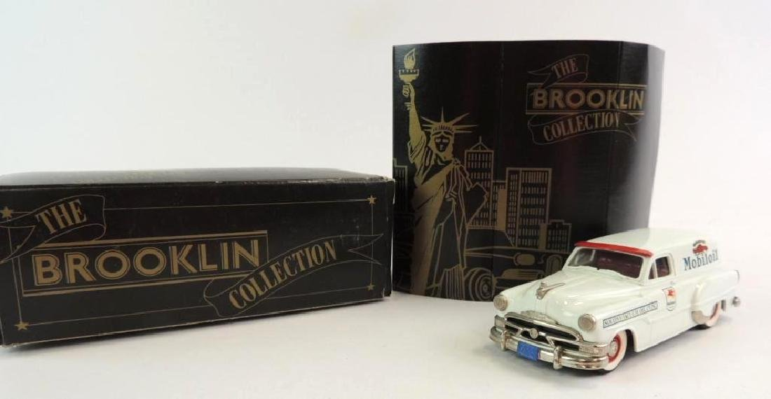 Brooklin Model 1953 Pontiac Sedan Die-Cast Car