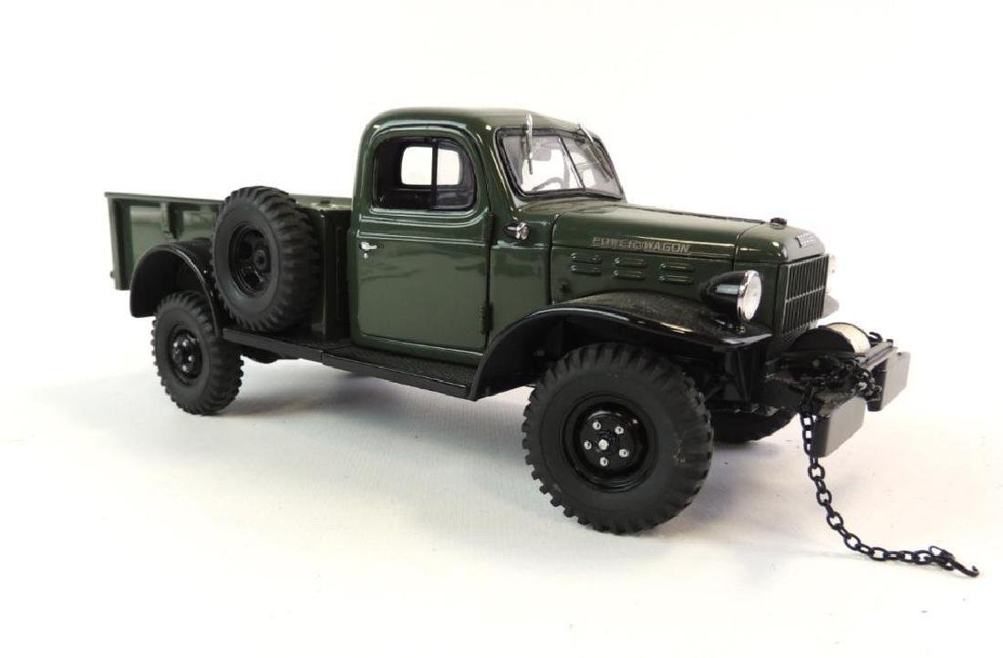 Danbury Mint 1946 Dodge Power Wagon Die-Cast Truck