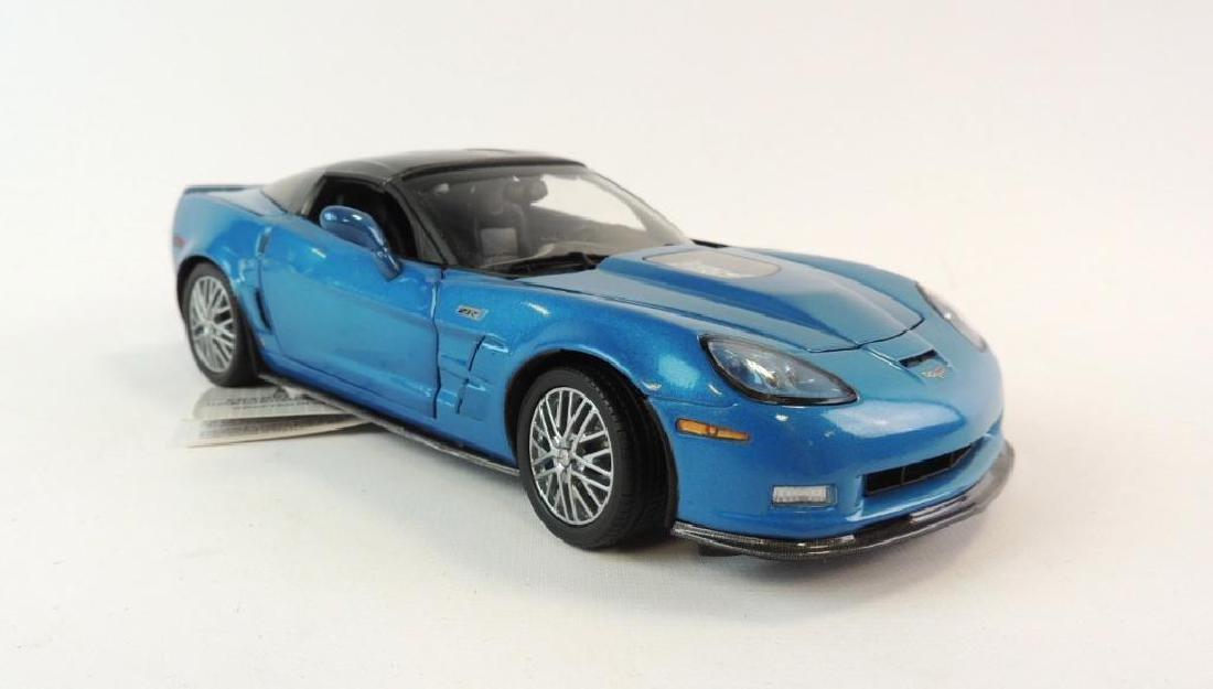 Franklin Mint 2009 Corvette ZR1 Die-Cast Car