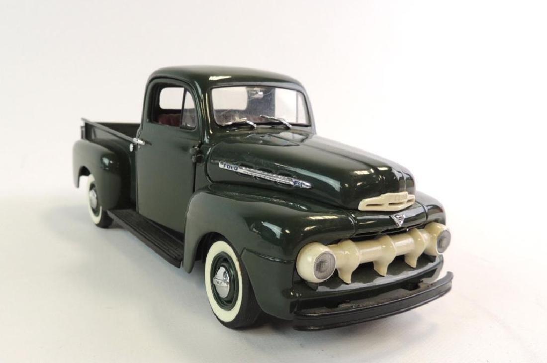 Danbury Mint 1951 Ford F-1 Die-Cast Pickup Truck